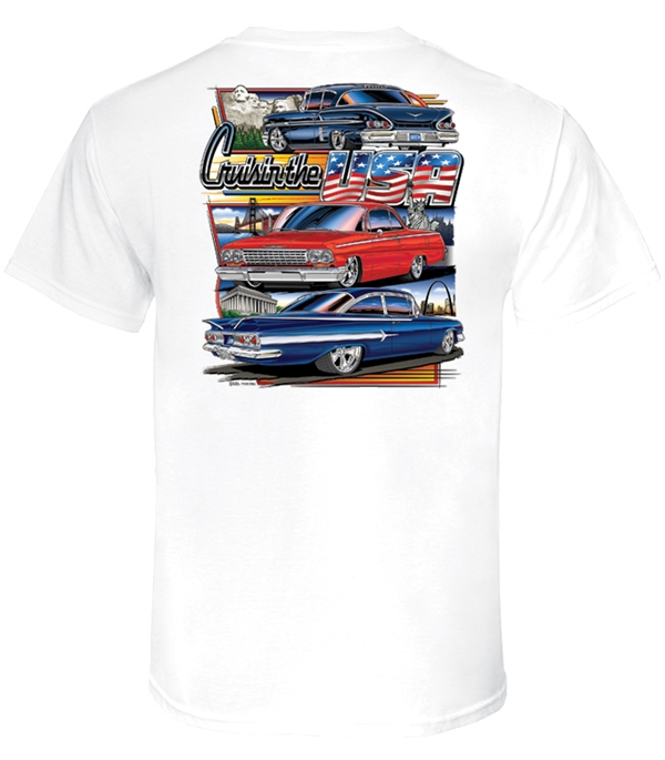 Crusin' the USA T-Shirt