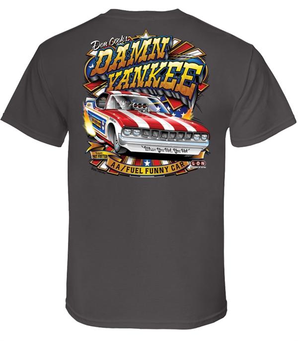 Don Cook's Damn Yankee 740. AA/FC T-Shirt
